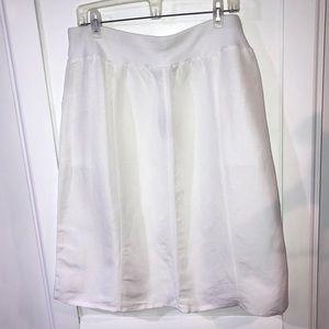 Christopher & Banks Skirts - Christopher & Banks linen skirt